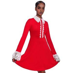 šaty dámske KILLSTAR - Blessed Be Shift - BLOOD - KSRA001557 XL