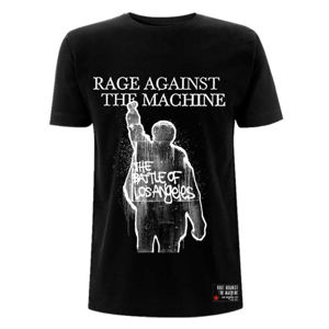 NNM Rage against the machine BOLA Album Cover Tracks Čierna XL
