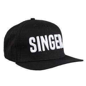 šiltovka SINGER - BLACK - LIVE NATION - CB18002SBB