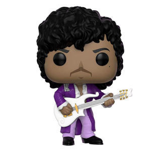 figúrka Prince - POP! - Purple Rain - FK32222