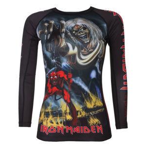 TATAMI Iron Maiden Iron Maiden Čierna S