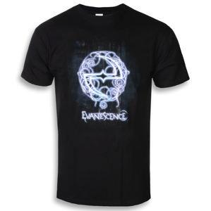 tričko metal ROCK OFF Evanescence Want Čierna M