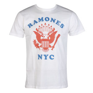 Tričko metal GOT TO HAVE IT Ramones NYC BASEBALL Čierna S