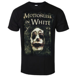 Tričko metal GOT TO HAVE IT Motionless in White UNMERCIFUL Čierna M