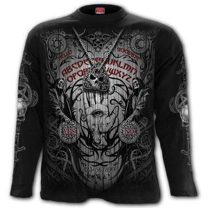 tričko SPIRAL Black Čierna L