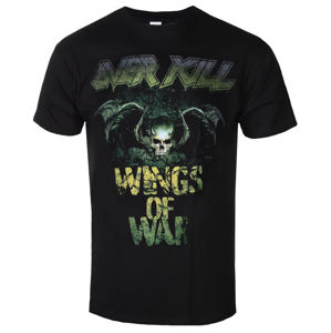 tričko pánske Overkill - Cover Wings Of War - ART WORX - 712025-001 XXL