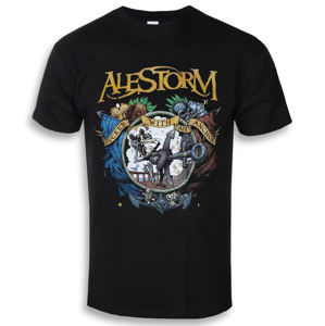 NAPALM RECORDS Alestorm Fucked With An Anchor Čierna