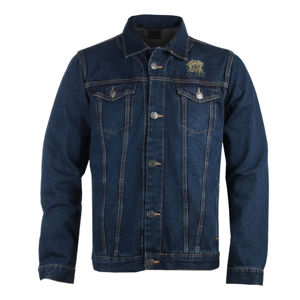 bunda pánska Queen - Classic - DENIM - ROCK OFF - QUDJ01MD L