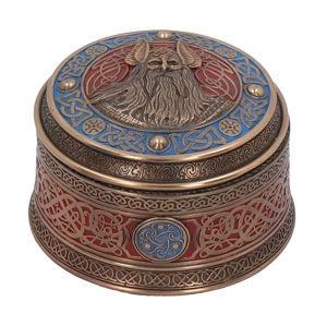 dekorácia (krabička) Box of Odin - H4242M8