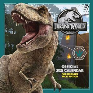 kalendár NNM Jurassic Park Jurský svět