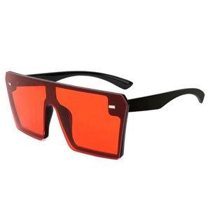 slnečné okuliare JEWELRY & WATCHES - O45|A_red