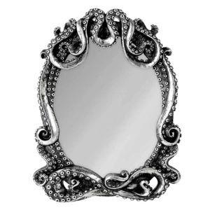 dekorácia (zrkadlo) ALCHEMY GOTHIC - Kraken - V77