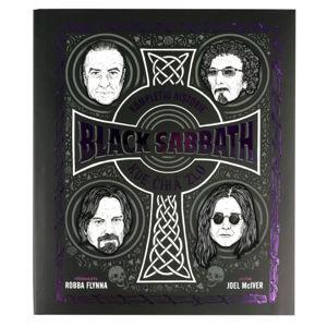 kniha Kompletná história Black Sabbath - 978-80-7390-756-3