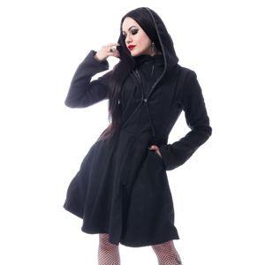 kabát dámsky Poizen Industries - MELINA - BLACK - POI732