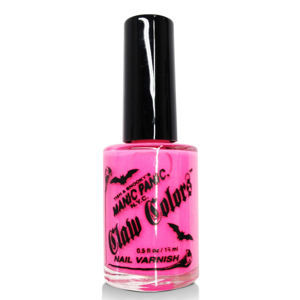 lak na nechty MANIC PANIC - Electric Flamingo - MP019