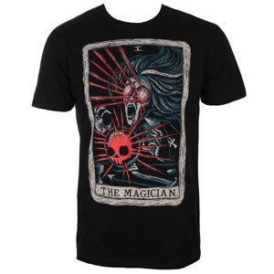 tričko hardcore Akumu Ink The Magician Čierna XXL