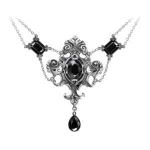 obojok ALCHEMY GOTHIC - Queen Of The Night - P503B