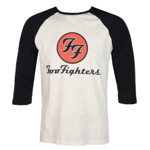 Tričko metal GOT TO HAVE IT Foo Fighters RED CIRCULAR LOGO Čierna S