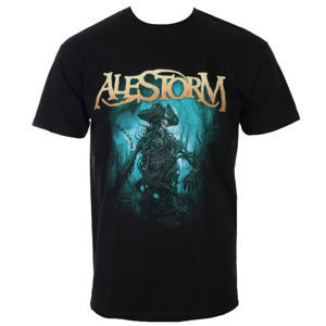 tričko metal pánske Alestorm - No Grave But The Sea - NAPALM RECORDS - TS_4238