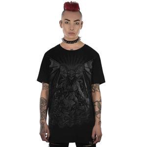 tričko KILLSTAR Satan Is A Woman T-Shirt Čierna S