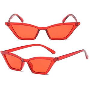 slnečné okuliare JEWELRY & WATCHES - O12_red