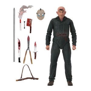 figúrka Friday the 13th - Roy Burns - NECA39721