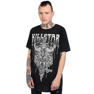 tričko KILLSTAR Wolfsword Čierna M