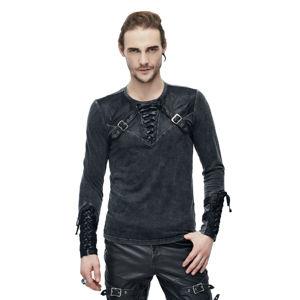 tričko pánske DEVIL FASHION - TT08201