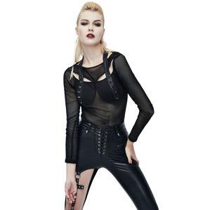 tričko dámske s dlhým rukávom DEVIL FASHION - TT085