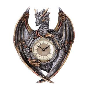 dekorácia (hodiny) Dracus Horologium - U4770P9